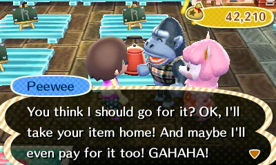 how to get the museum shop new leaf