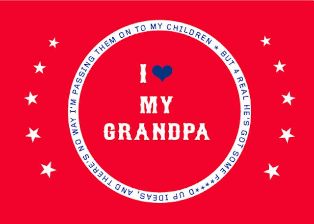 grandpa flag